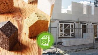 Rohstoffe wie Holz werden seit Ende 2020 immer teurer. Das hat auch Auswirkungen auf die Baupreise beim Hausbau.