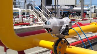 Rotork selected for strategic tank farm automation