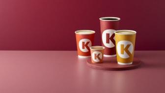 """Circle K vil gøre """"kaffe på farten"""" oplevelsen endnu bedre med nye maskiner og havredrik"""