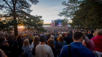 Löfbergs is rocking it in Finland and Estonia, co-operation with Live Nation!
