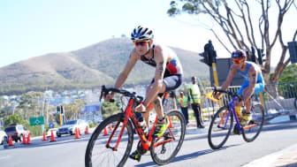 2019 Discovery Triathlon World Cup Cape Town
