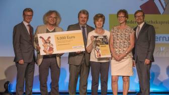 Kinderbibliothekspreis 2017: Schul- und Marktbücherei Kallmünz
