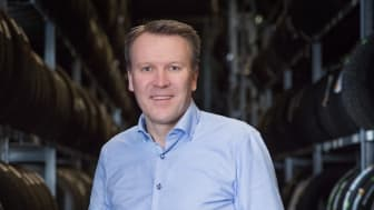 Kjedesjef i Dekkmann, Erik Frey Olsen.