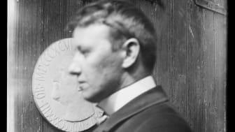 Gustav Vigeland, creator of the Nobel Peace Prize Medal