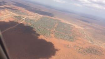 Dadaab är världens största flyktingläger, och består av fem olika läger. Över 280 000 människor bor där.