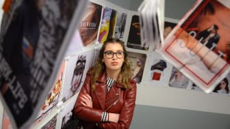 Bekki Ramsey, a final year Fashion Communication student at Northumbria University and winner of the 2017 CRCC Asia Global Scholarship