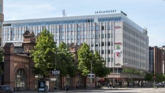 Jarlahuset på Birger Jarlsgatan i Stockholm. Foto: Probitas