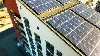 Fasadgruppen ingår samarbetsavtal med Svea Solar