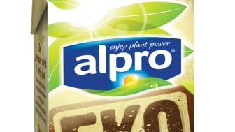 Alpro soyadrikk naturell økologisk 1 l