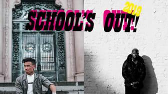Ben Mitkus och Lamix är huvudartisterna på årets School's Out i Kungsbacka.