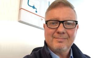 Mikael Hölttä, projektingenjör på VA SYD, 2021 års XYLEM-pristagare