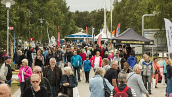 Publikbild Stora Nolia i Piteå.