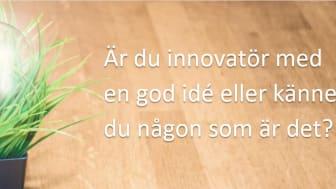 Slutspurt för att söka till Sveriges största innovationspris, SKAPA-priset 2021
