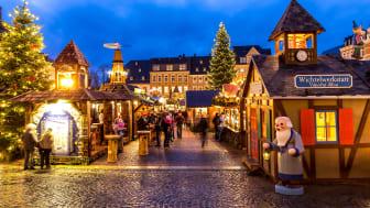 Weihnachtsmarkt Annaberg Buchholz (Foto Dirk Rückschloss)