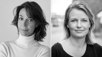 Mette Marcus og Eline Wernberg Sigfusson