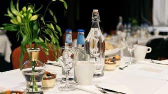 Lunchteatern förenar god mat med god underhållning. Foto: Destination Halmstad