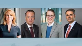 Flera riksdagspolitiker deltar programmet online under Elmia Subcontractor Connect nästa vecka!