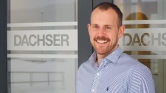 Ny Sales Executive hos Dachser Norway