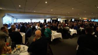 Danish Agro Machinery og CLAAS bød mere end 800 gæster til morgenmad under Agromek.