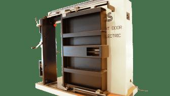 IMS Technologies - Vannettte dører 2