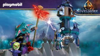 Novelmore im Bann der dunklen Magie: Neue Spielsets zur Ritterwelt von PLAYMOBIL | Staffel 2 der Animationsserie ab Ende 2021