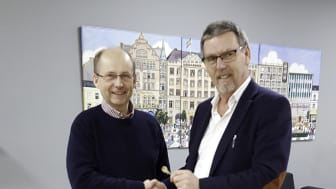 Carl-Johan Björkman och Björn Logsjö