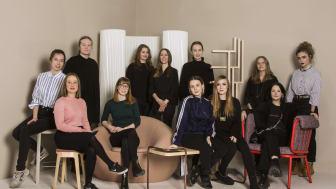 Design Talks med Beckmans på Stockholm Furniture Fair
