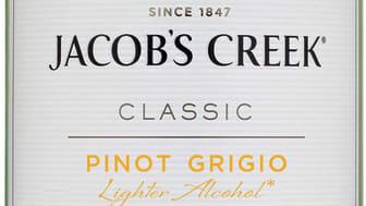 Jacob's Creek Lighter Alcohol Pinot Grigio 9,5%