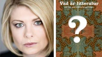 Ulrika Kärnborg aktuell med ny bok om litteratur