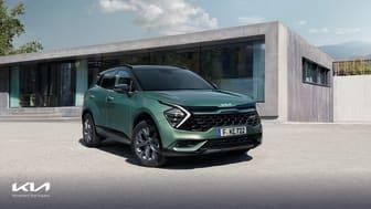 Den helt nye Sportage er omhyggeligt designet, udviklet og tilpasset specielt til Europa, og den sætter nye standarder i SUV-segmentet