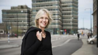 Katarina Pelin, förbundsdirektör VA SYD. Foto Emil Langvad/TT