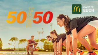 #50FOR50 für den Amateursport
