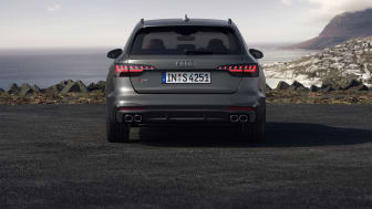 Audi S4 Avant (daytonagrå)