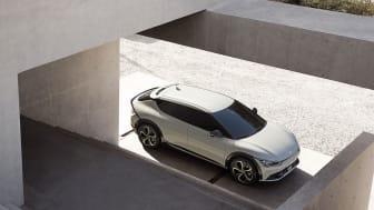 Kia visar nya elbilen Kia EV6 – presenterar ny designfilosofi