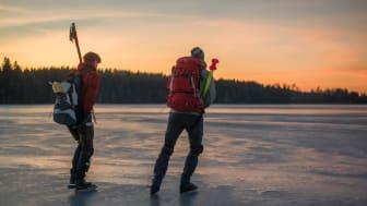 Sjöfartsexperten: Håll koll på isen