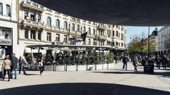 Påminnelse - Hur uppfattar besökarna Stockholm City?