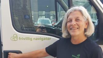 Dorrit Nødlund Olsen - frivillig i fødevareBanken