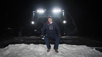 CEO SkiStar Stefan Sjöstrand.