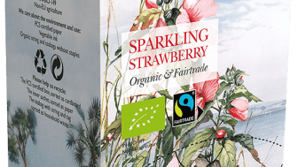 Sparkling Strawberry, Life by Follis