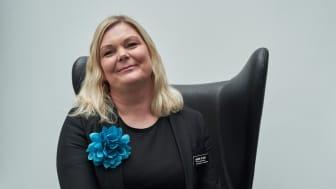 Anne-Margrethe Tveit, Hotelldirektør, Quality Airport Hotel Gardermoen