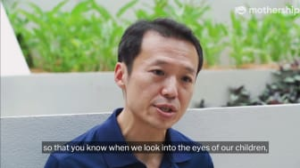 CapitaLand Group CEO Lee Chee Koon in an interview with Mothership at Funan