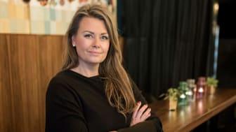 Charlotte Eisner, globalt marknadsansvarig för e-mobility på DEFA.