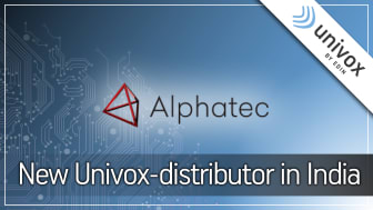 Univox partners with Alphatec, India