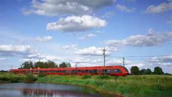 Ny morgonavgång från Alingsås och Skövde med MTR Express startar i februari 2017.