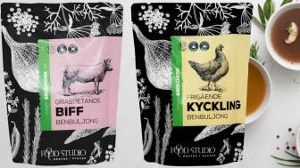 Goda, näringsrika, ekologiska buljonger – gjord av kockar