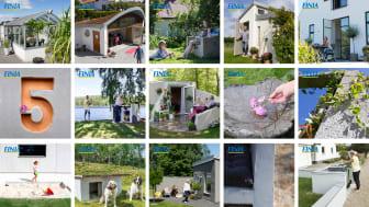 Härliga byggprojekt i betong för din Hemester