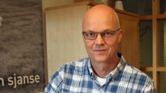Fagsjef for ansvarlig spillvirksomhet i Norsk Tipping, Bjørn Helge Hoffmann.