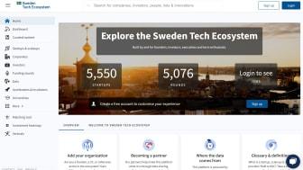 Ny digital plattform ska stärka svenska techbolag