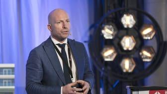 Administrerende direktør Gunnar Glavin Nybø i Bygg Reis Deg AS