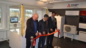 Invigning av nya kontoret i Lund